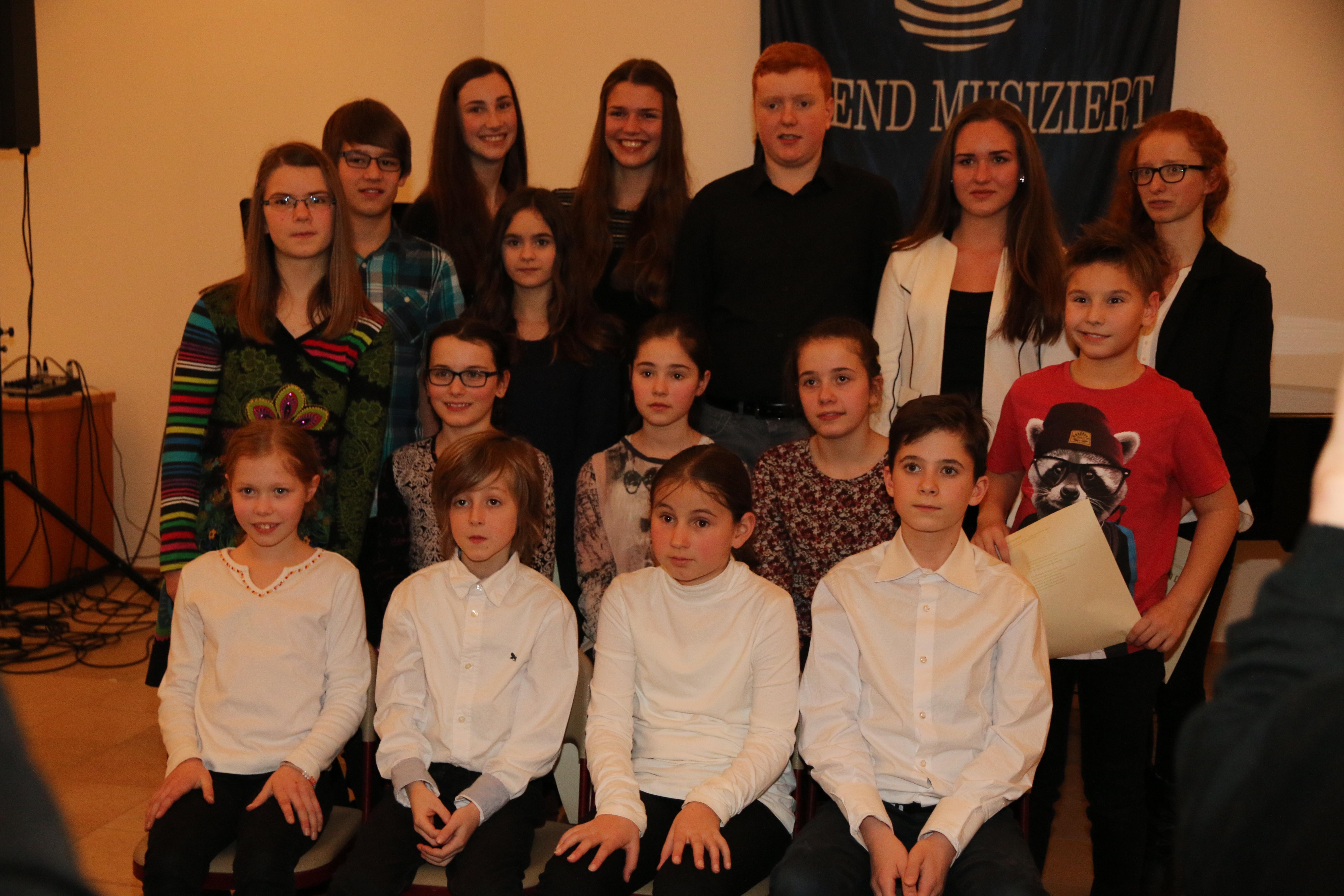 Jugend musiziert in Heilsbronn