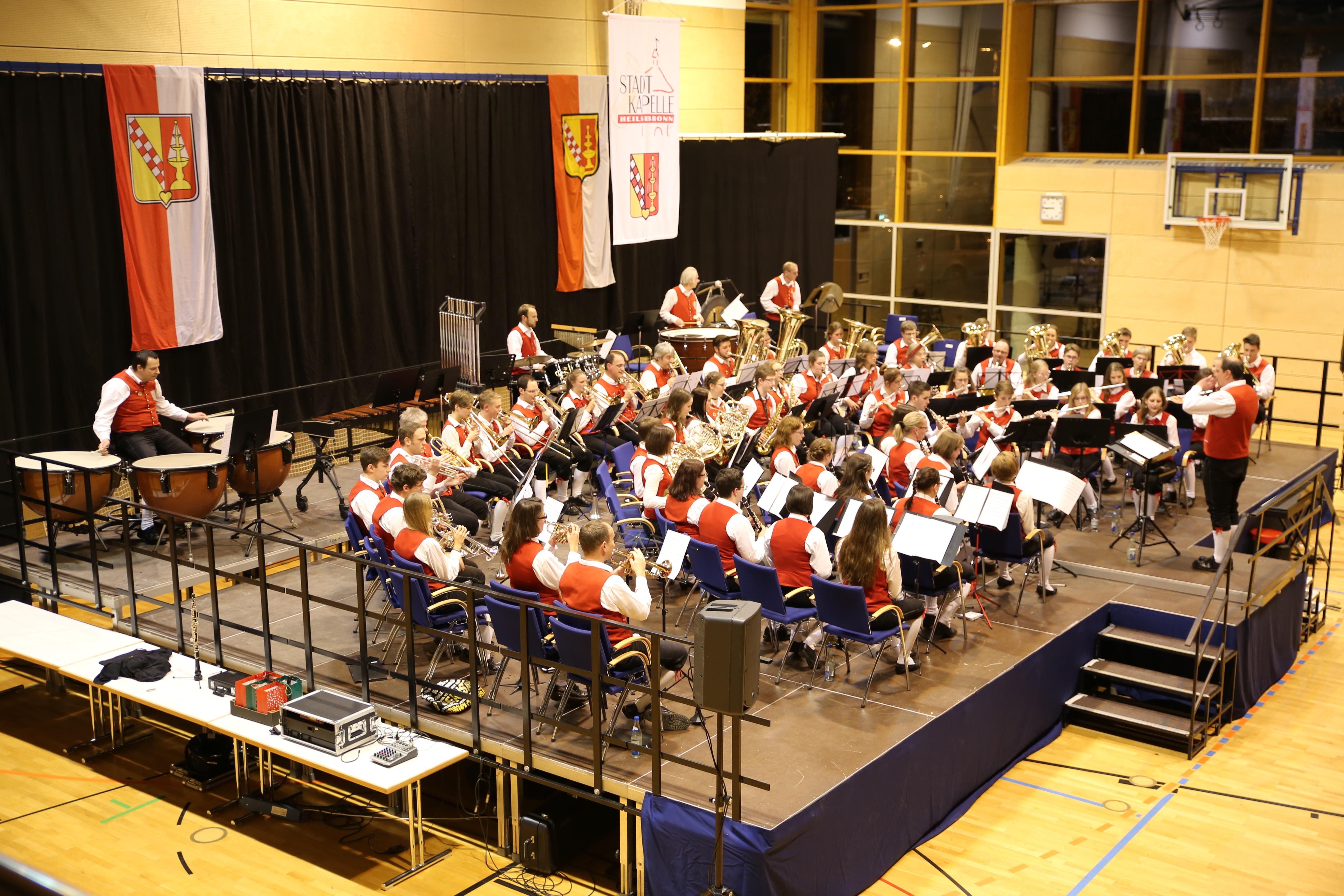 Herbstkonzert 2016 der Stadtkapelle Heilsbronn e. V.