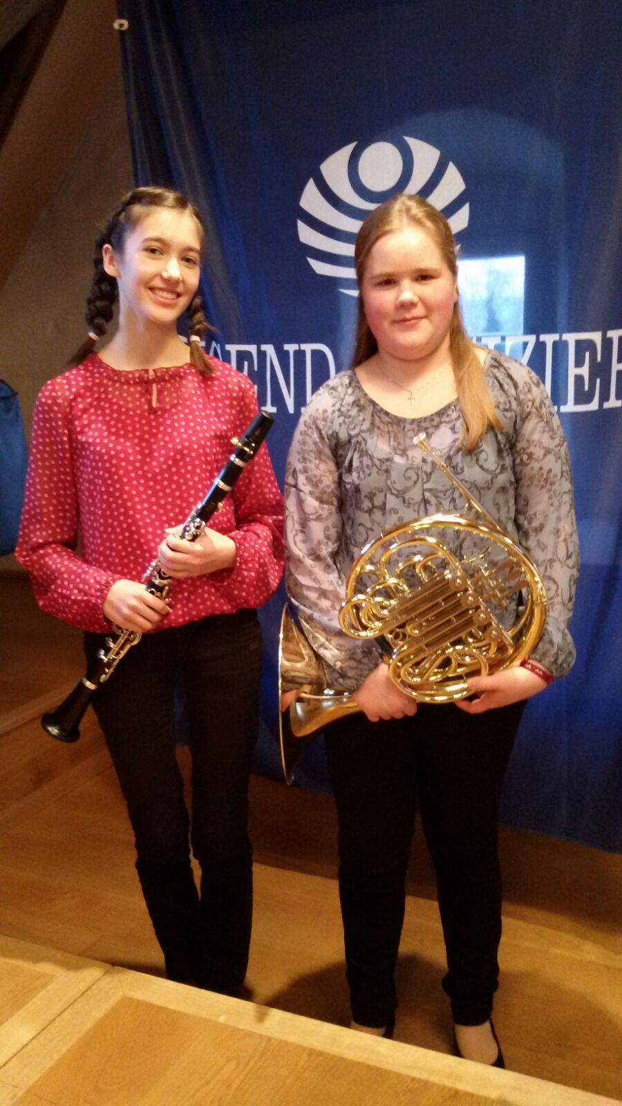 Duo Jugend musiziert 2017